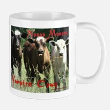 Vampire Cows Coffee Mug