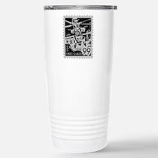 Apache Stamp Series Stainless Steel Travel Mug