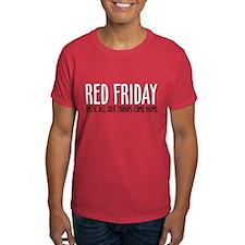 RF_TillTheyComeHome2 T-Shirt