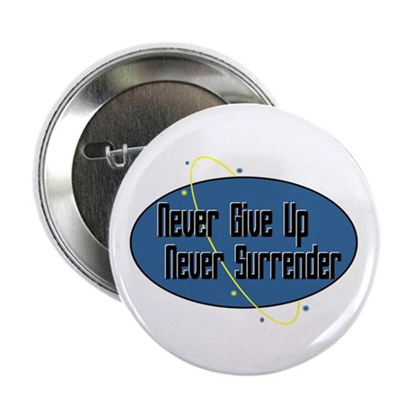 Never Surrender Button