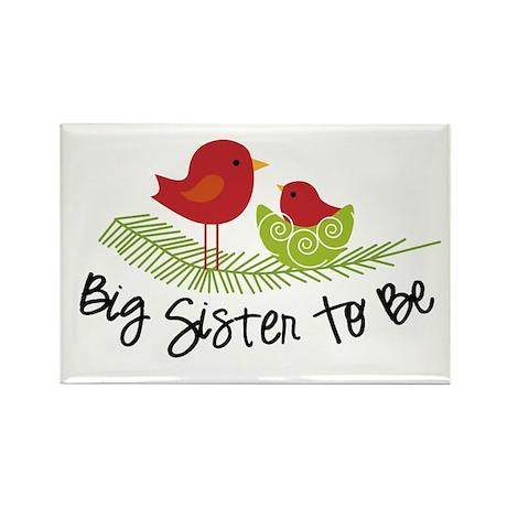 birdie big sister to be christmas shirt Rectangle