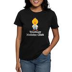 Veterinary Medicine Chick Women's Dark T-Shirt