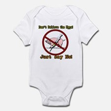 Swine Flu Infant Bodysuit