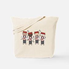 Fun Barbershop Quartet Tote Bag