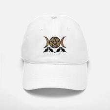 Crystal Ball Pentagram Baseball Baseball Cap