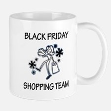 BLACK FRIDAY SHOPPING TEAM Mug