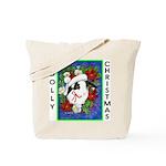 Dolly Christmas Tote Bag