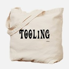 Tooling - On a Tote Bag