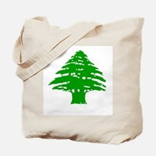 Cedar Tree Tote Bag
