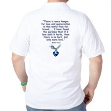 Mother Teresa Love T-Shirt