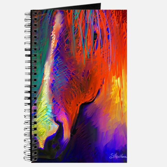 red horse Journal