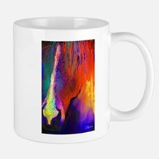 red horse  Mug