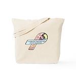 Caleb Ray Cox CDH Awareness Ribbon Tote Bag