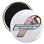 Caleb Ray Cox CDH Awareness Ribbon Magnet