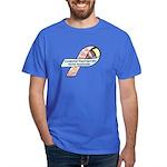 Caleb Ray Cox CDH Awareness Ribbon Dark T-Shirt