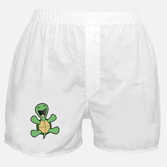 Happy Turtle Boxer Shorts
