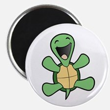 Happy Turtle Magnet