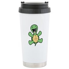 Happy Turtle Travel Coffee Mug