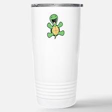 Happy Turtle Travel Mug