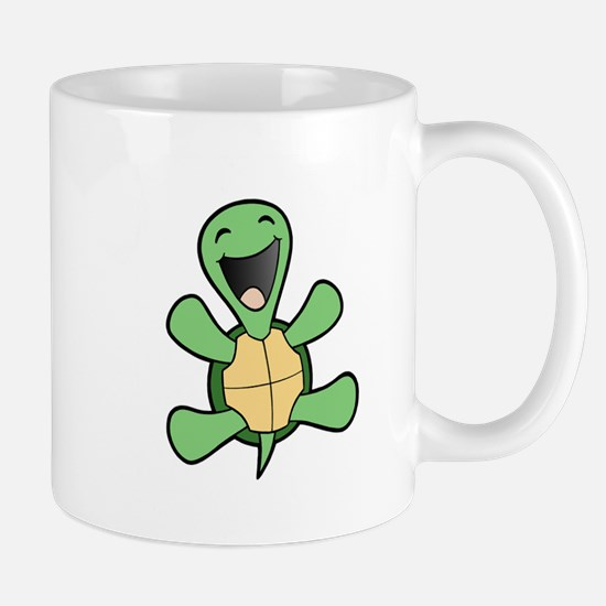 Happy Turtle Mug