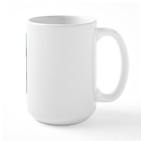 Whales Large Mug