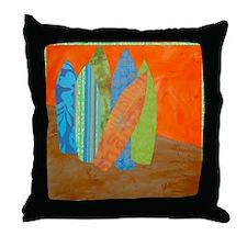 Unique Surf wear Throw Pillow