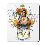Catholic Mouse Pads