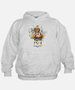 Immaculate Heart of Mary Hoodie
