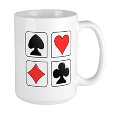 Poker Suit Mug