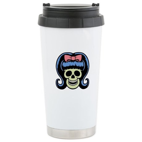 Betty Booty Stainless Steel Travel Mug