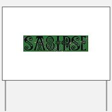 SAOIRSE Yard Sign