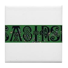 SAOIRSE Tile Coaster