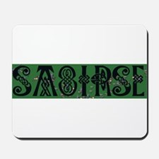 SAOIRSE Mousepad