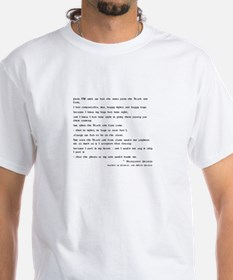 Margaret Pearse Quote Shirt