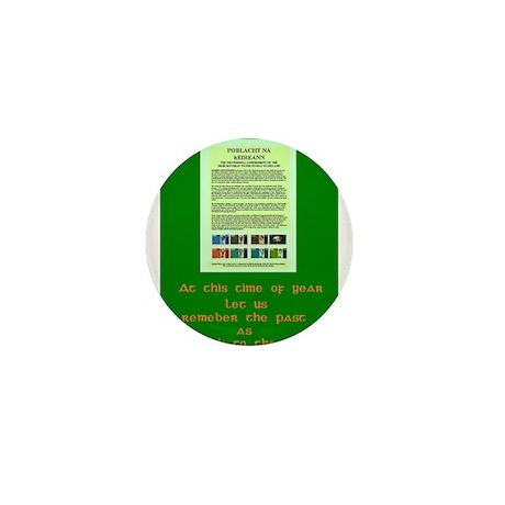Rememberance Mini Button (100 pack)