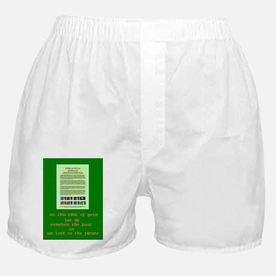 Rememberance Boxer Shorts