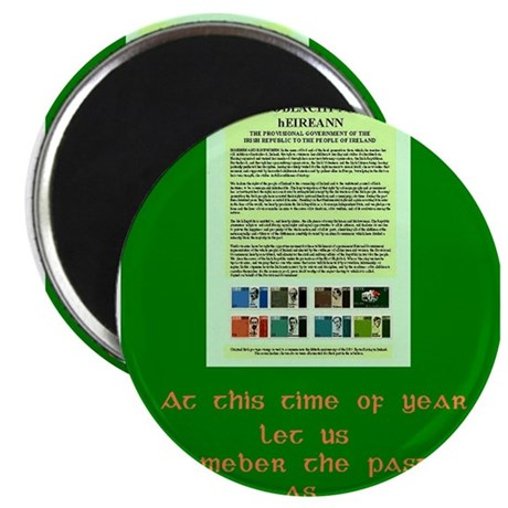 "Rememberance 2.25"" Magnet (100 pack)"