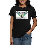 Celtic Artwork Women's Dark T-Shirt