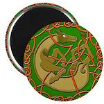 "Celtic Artwork 2.25"" Magnet (100 pack)"