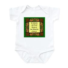 is fearr gaeilge briste Infant Bodysuit
