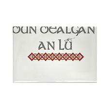 Dundalk Rectangle Magnet