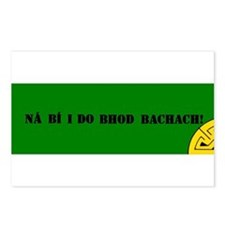 Ná bí i do bhod bacach! Postcards (Package of 8)