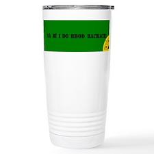 Ná bí i do bhod bacach! Travel Mug