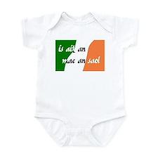 Life is strange - Is ait an m Infant Bodysuit