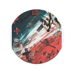"""Paintings 3.5"""" Button"""