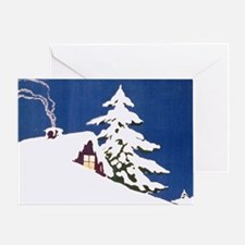 Cool Holiday Design Greeting Card
