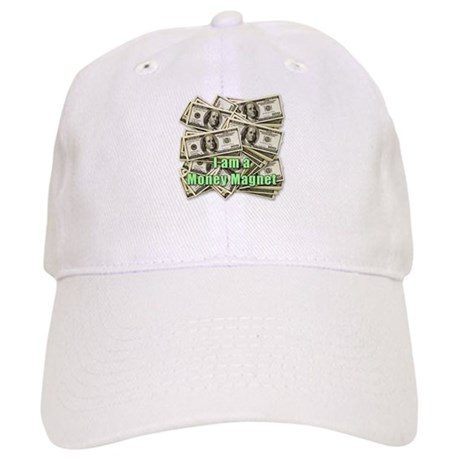 Money Magnet Cap