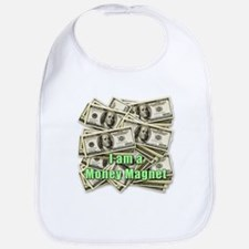 Money Magnet Bib
