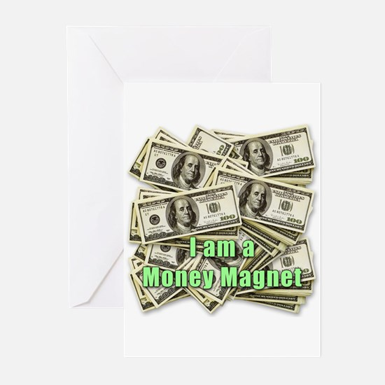 Money Magnet Greeting Cards (Pk of 10)