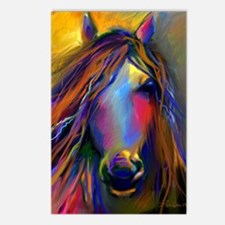 Mustang horse  Postcards (Package of 8)